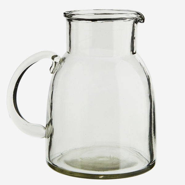 Glass Jug w/ Handle