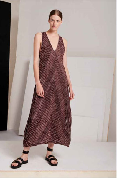 Transit SS20 Rust Dress b112