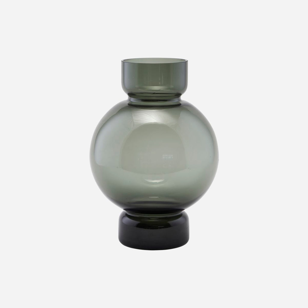 Vase, Bubble, Grey