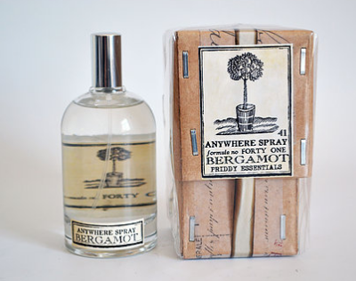 Anywhere Spray- Bergamot