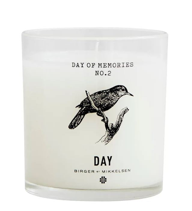 Day Birger candle no.2