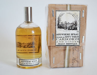 Anywhere Spray- Cardamom and Ginger