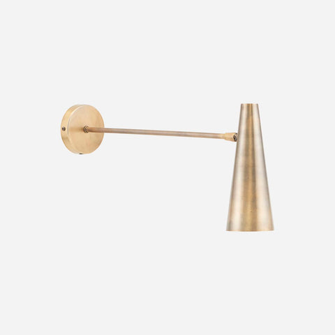 Wall Lamp, Precise, Brass