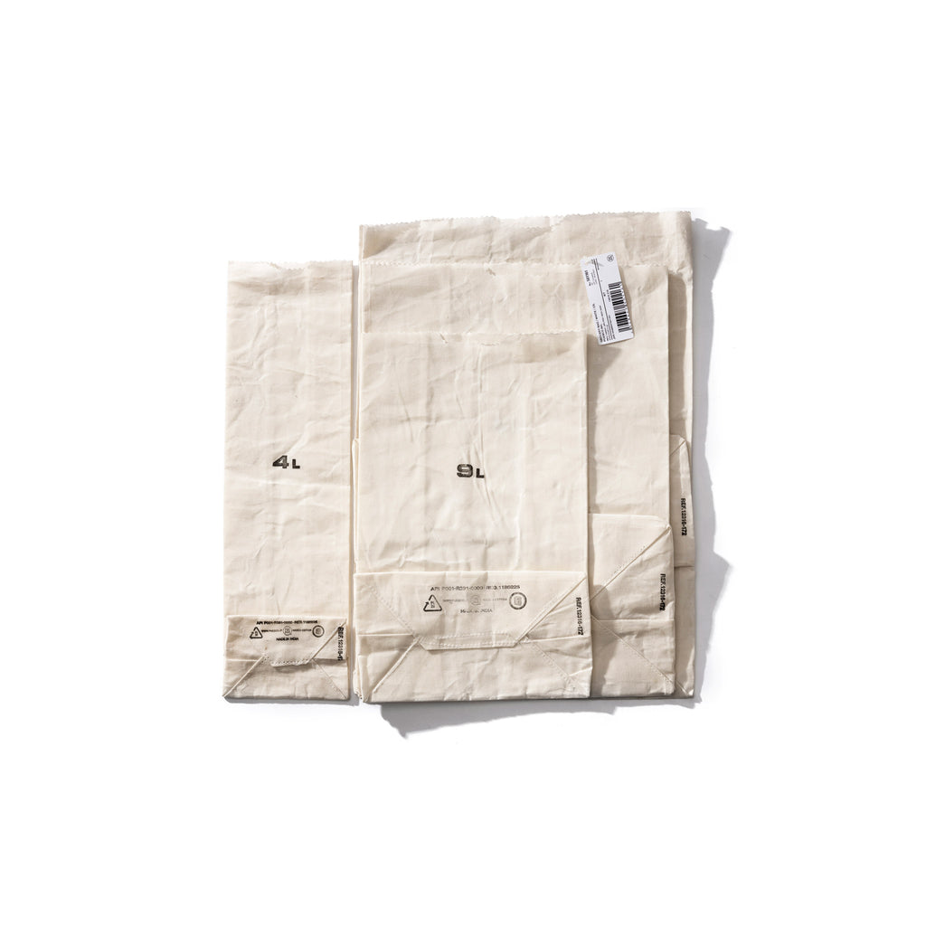 White Grocery Bag - 9L
