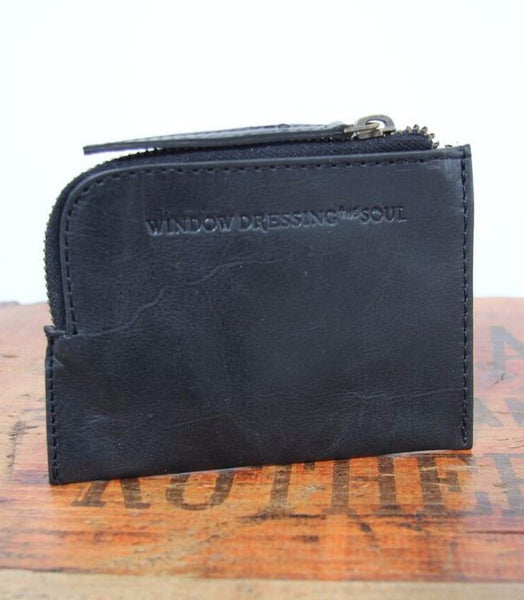 WDTS Leather Wallet