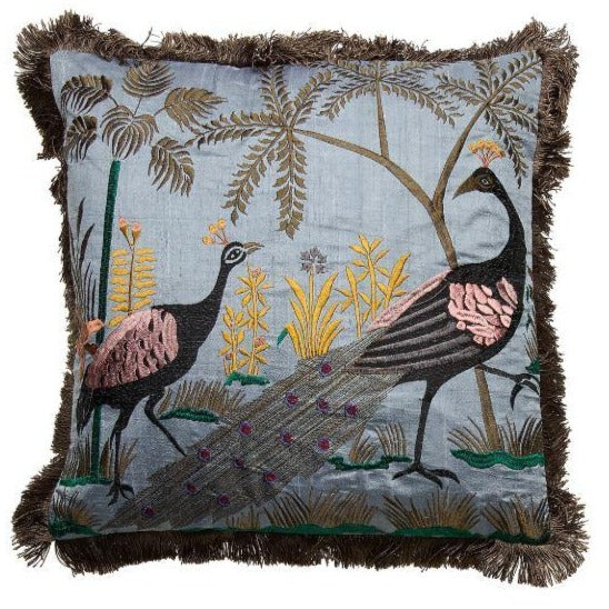 Day Garden of Eden Cushion Cover Silk