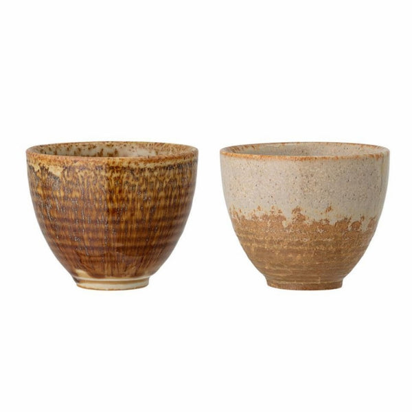 Willow Cup, Multi-color, Stoneware