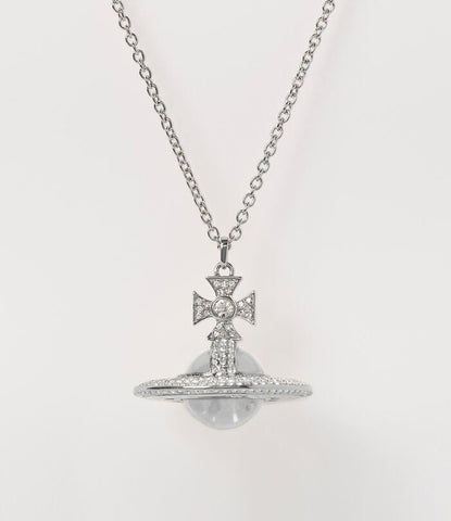 Vivienne Westwood Sorada Small Orb Pendant - Silver Tone