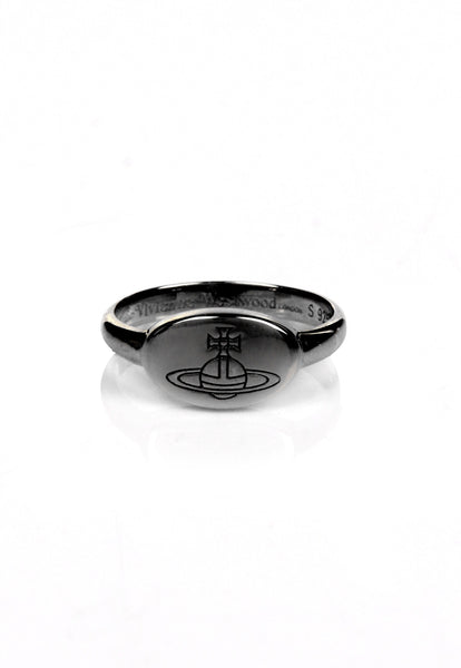 Vivienne Westwood Tilly Ring - Ruthenium