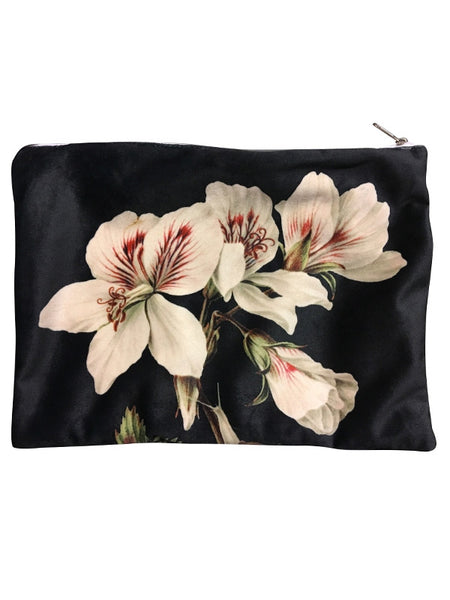 Velvet Makeup Bags - Dainty and Raw