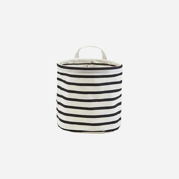 Storage, Stripes, Black/White