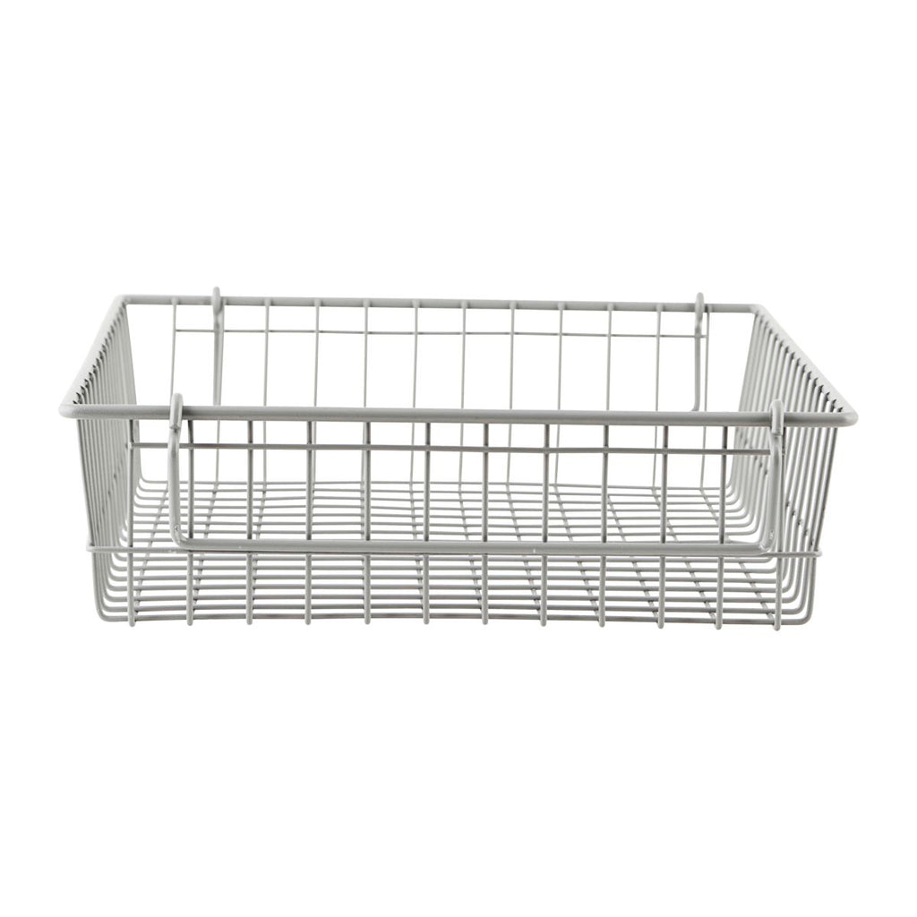 BASKET, STAK, GREY 02