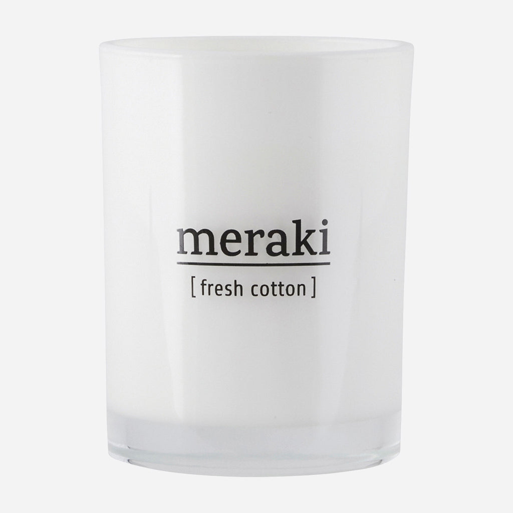 Meraki Candle - Fresh Cotton, Large