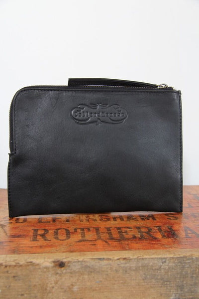 CollardManson Black leather Pouch