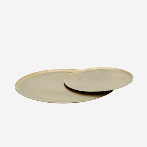 ROUND TRAYS set of 2