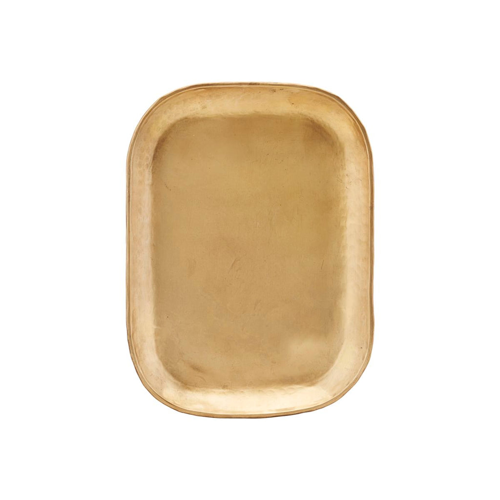 Tray, Rich, Brass