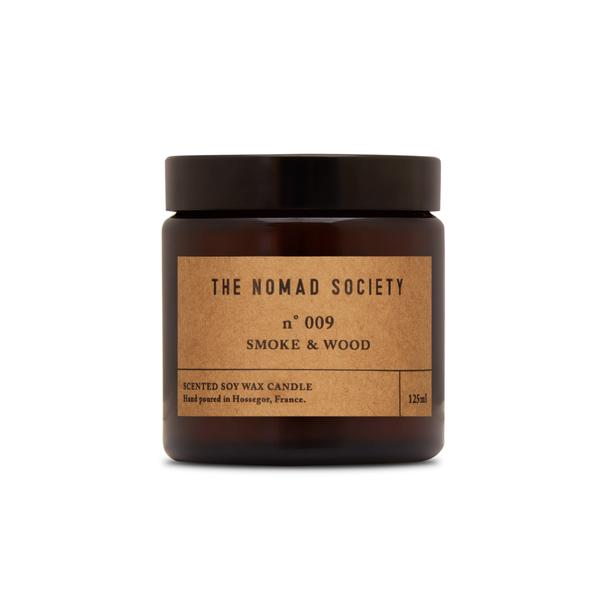 Nomad Society Smoke & Wood Candle 120ml