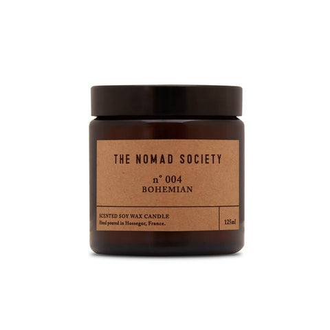Nomad Society Bohemian Candle 120ml