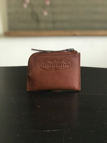 CollardManson Brown leather Wallet