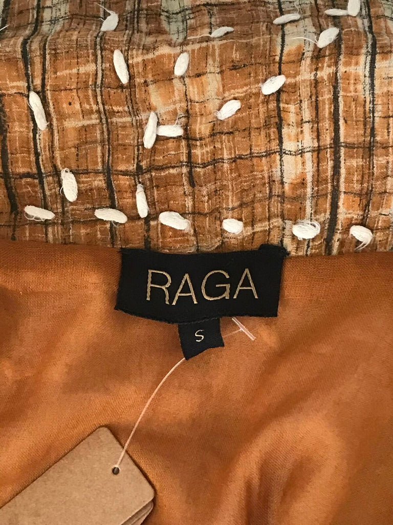 Yavi Raga Erma Jacket - Burnt Orange
