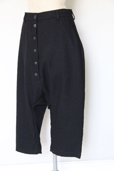 Rundholz AW18 1120105 Trousers- black