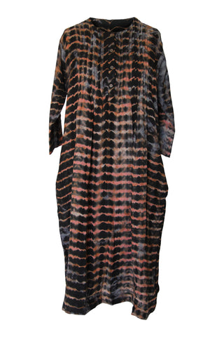 Yavi Raga Dassah Dress - Black