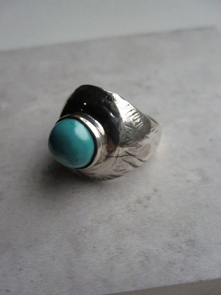 925 Silver Kahlo Ring