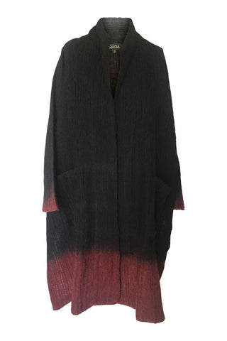 Yavi Raga Daniela Coat -Red