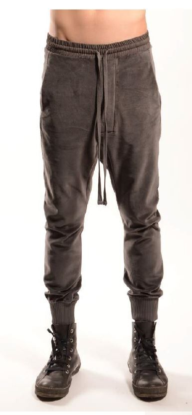 thom/krom AW19 MST 145 Mens Trousers- Taupe
