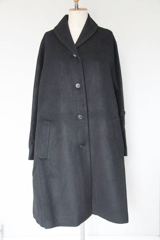 Rundholz AW18 3481204 Black Coat