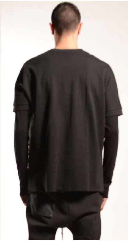 thom/krom AW19 MTS 449 Mens Sweat Shirt