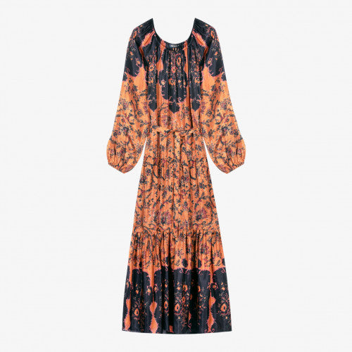 Mes Demoiselles AW20 Dress - Floral Print - Mexico