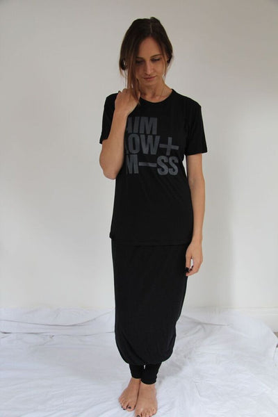 AIM LOW + M-SS T-Shirt