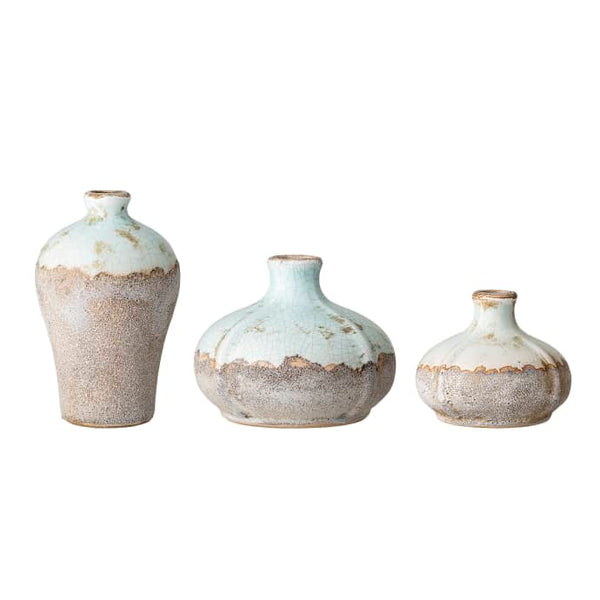 Multi Colour Terracotta Vases