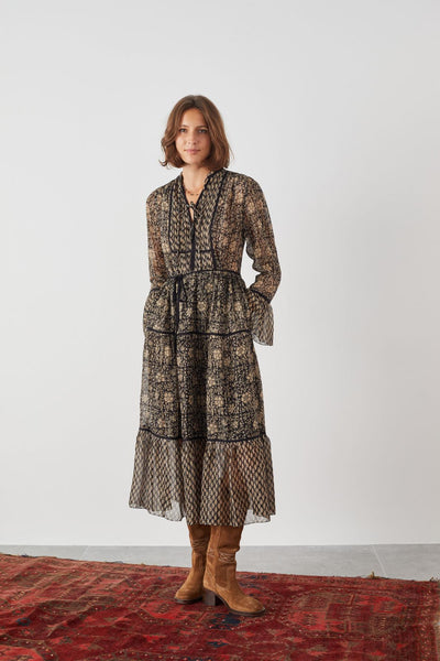 Leon & Harper Rime Dress