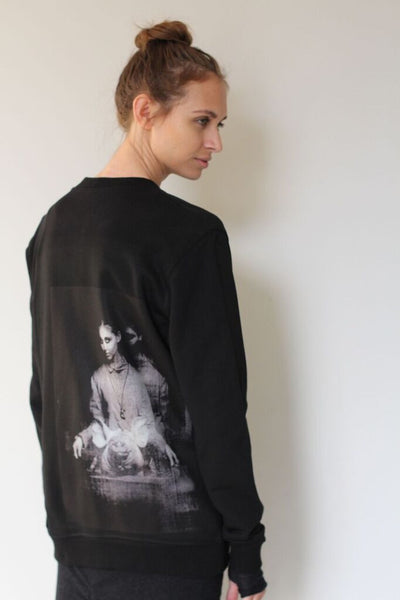 Window Dressing The Soul Bomber Jacket - Jordanna and Pig