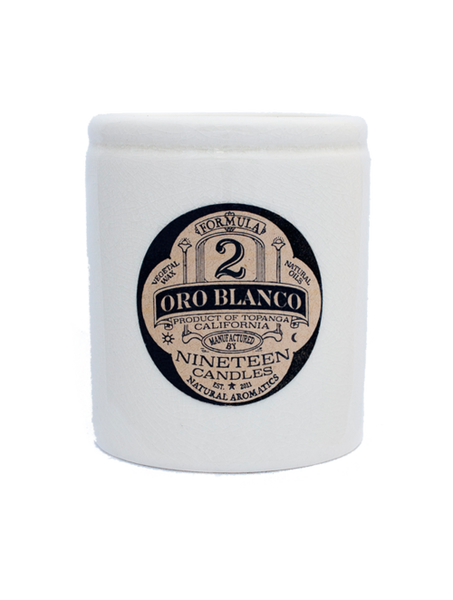 19 Candles- 2. Oro Blanco