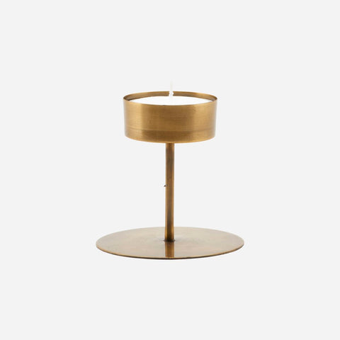 Tealight Anit Antique brass