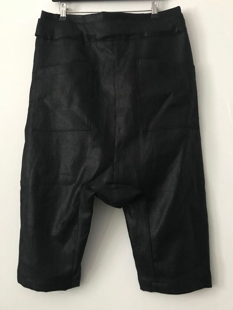 Rundholz SS18 1010103 black trousers