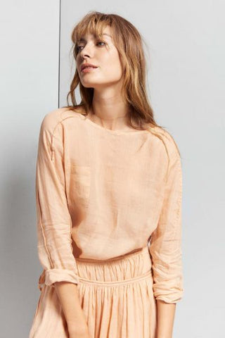 Humanoid Mink Apricot top