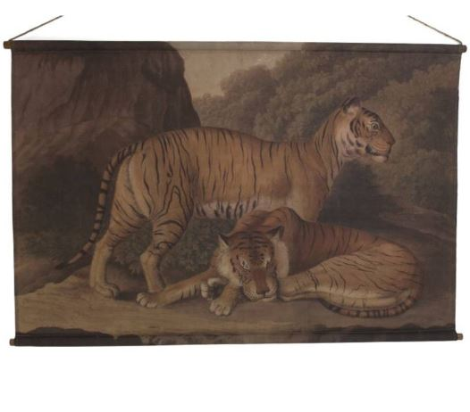 Tiger Wall hanging