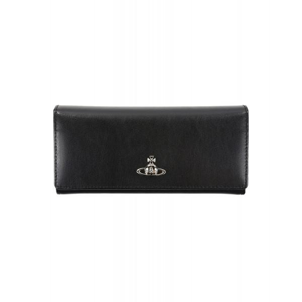 acaee2de9d Vivienne Westwood AW18 Matilda long card holder - Black