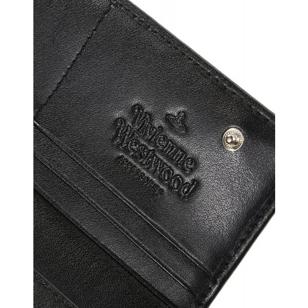 Vivienne Westwood AW18 Matilda long card holder - Black