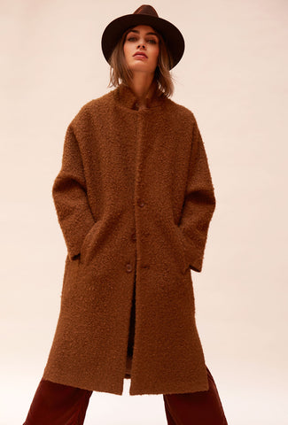 Mes Demoiselles AW19 COAT WARREN