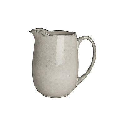 BIG MILK JUG 'NORDIC SAND'