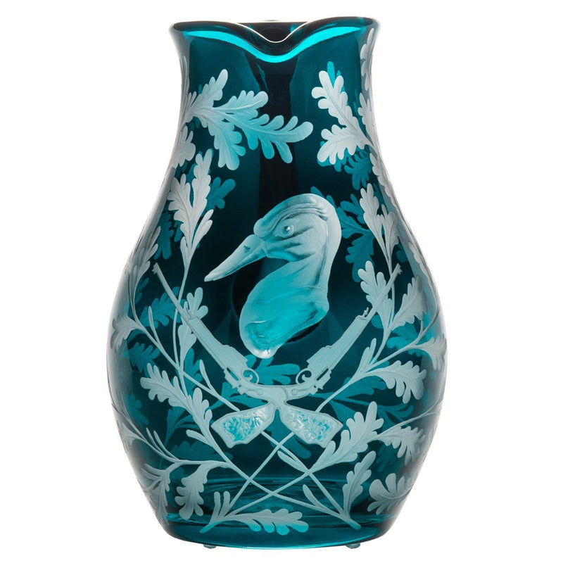 Jug - Duck - Peacock Blue
