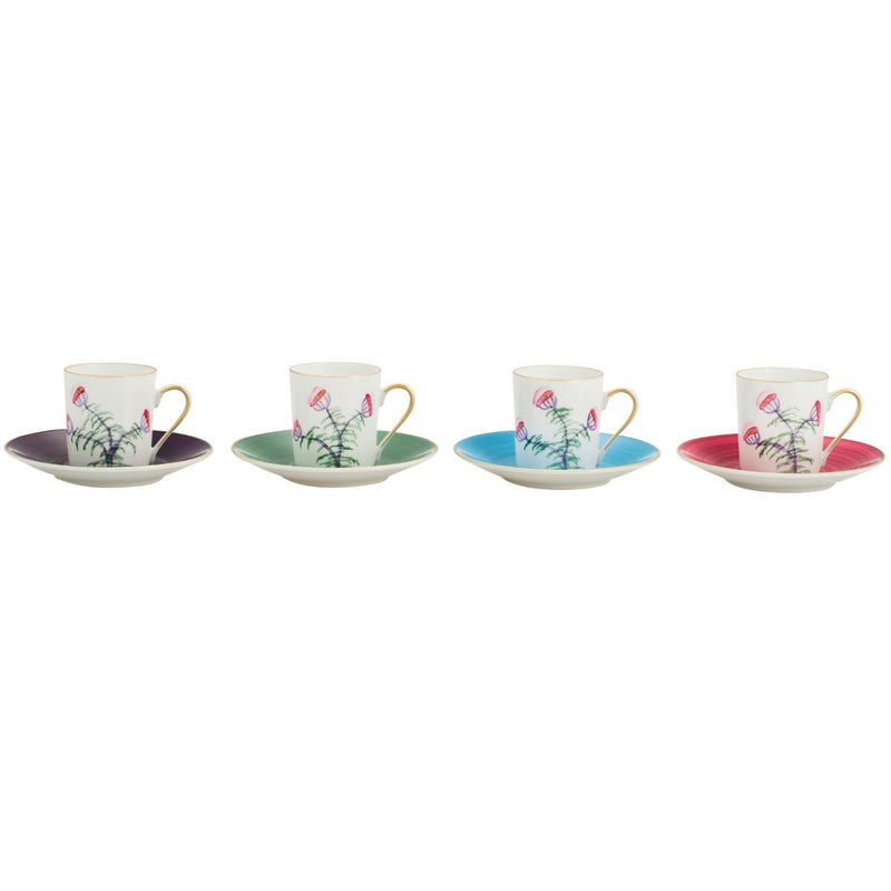 Blossom Coffee Cup Set