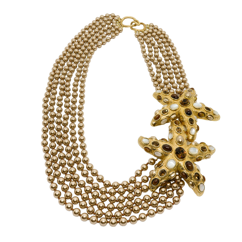 Meribella Sea Star Necklace