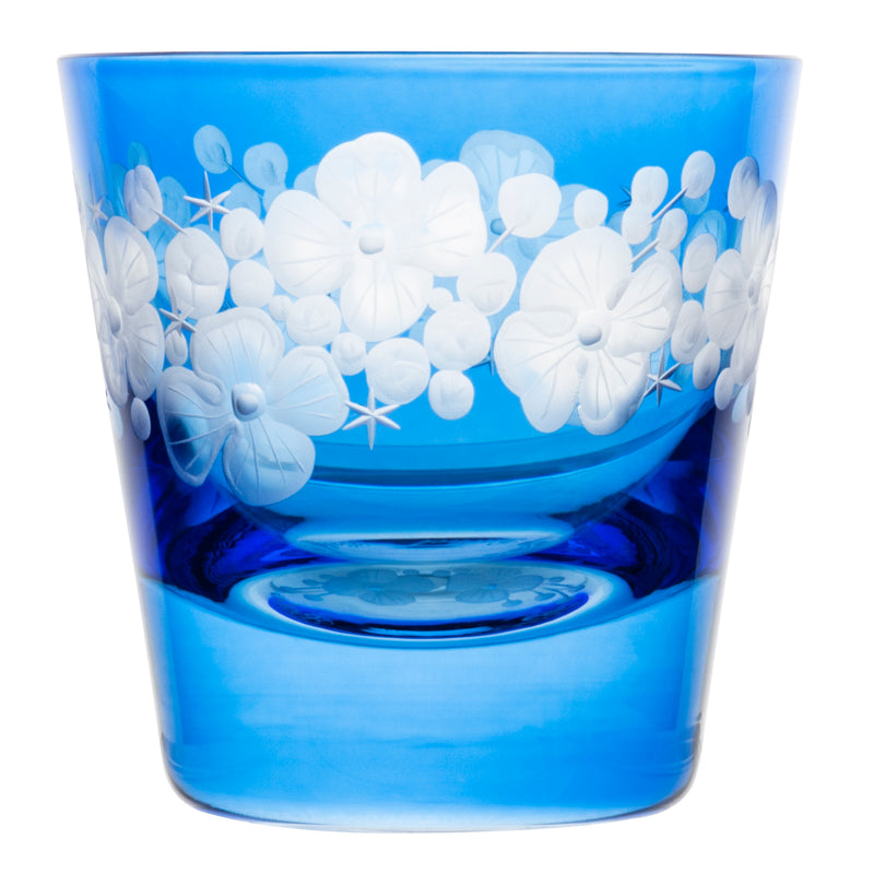 Tallulah Tipple Glass - Sky Blue