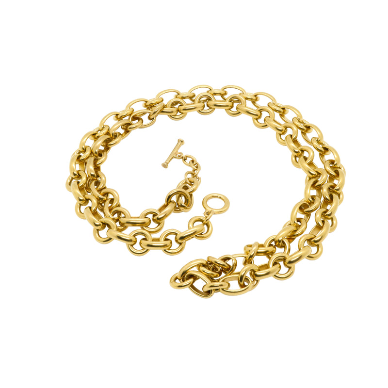 Lady Sabrina Chain - Gold